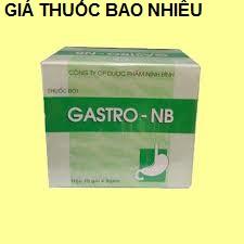 Thuốc gastro NB là thuốc gì? có tác dụng gì? giá bao nhiêu tiền?