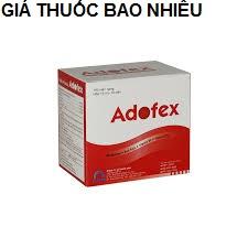 Thuốc adofex 60 là thuốc gì? có tác dụng gì? giá bao nhiêu tiền?