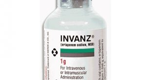 Thuốc invanz 1g là thuốc gì? có tác dụng gì? giá bao nhiêu tiền?