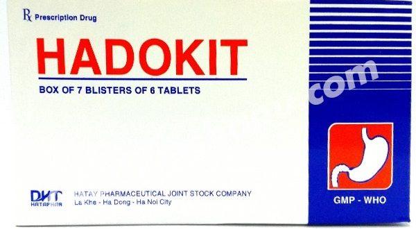 Thuốc hadokit là thuốc gì? có tác dụng gì? giá bao nhiêu tiền?