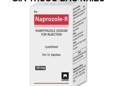 Thuốc naprozole R 20 là thuốc gì? có tác dụng gì? giá bao nhiêu tiền?