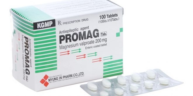 Thuốc promag 200 là thuốc gì? có tác dụng gì? giá bao nhiêu tiền?