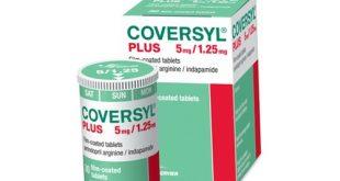 Thuốc Coversyl Plus Arginine 5mg/1.25mg là thuốc gì? có tác dụng gì? giá bao nhiêu tiền?