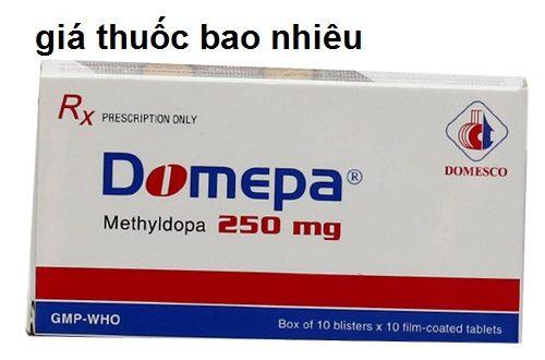 Thuốc domepa 250 là thuốc gì? có tác dụng gì? giá bao nhiêu tiền?