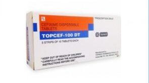 Thuốc Topcef 100 DT là thuốc gì? có tác dụng gì? giá bao nhiêu tiền?