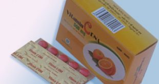 Thuốc vitamin c dna 500 là thuốc gì? có tác dụng gì? giá bao nhiêu tiền?