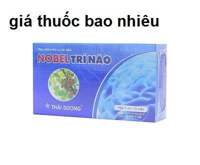 Nobel trí não là thuốc gì? có tác dụng gì? giá bao nhiêu tiền?