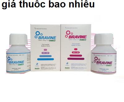 Thuốc bravine inmed 30ml là thuốc gì? có tác dụng gì? giá bao nhiêu tiền?