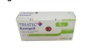 Thuốc triatec 5 là thuốc gì? có tác dụng gì? giá bao nhiêu tiền?