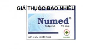 Thuốc numed 200 là thuốc gì? có tác dụng gì? giá bao nhiêu tiền?