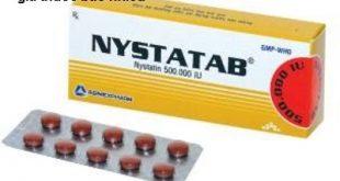 Thuốc nystatab là thuốc gì? có tác dụng gì? giá bao nhiêu tiền?