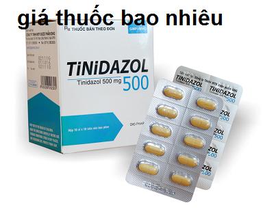 Thuốc tinidazol 500mg DHG là thuốc gì? có tác dụng gì? giá bao nhiêu tiền?