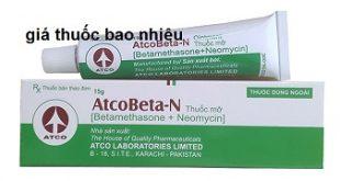 Thuố atcobeta-n 7.5ml là thuốc gì? có tác dụng gì? giá bao nhiêu tiền?