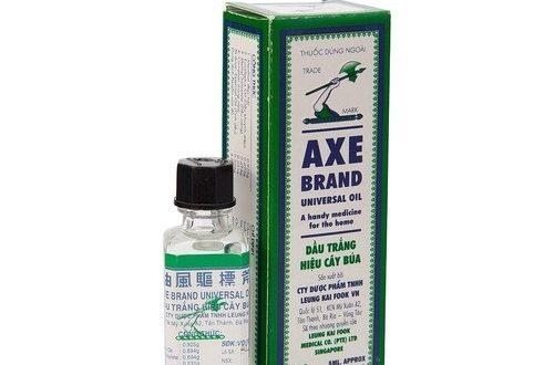Axe Brand Universal Oil 56ml là thuốc gì? có tác dụng gì? giá bao nhiêu tiền?