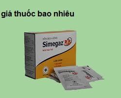 Thuốc simegaz plus 10ml là thuốc gì? có tác dụng gì? giá bao nhiêu tiền?