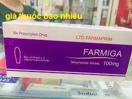 Thuốc farmiga 100 là thuốc gì? có tác dụng gì? giá bao nhiêu tiền?