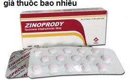 Thuốc zinoprody 50 là thuốc gì? có tác dụng gì? giá bao nhiêu tiền?