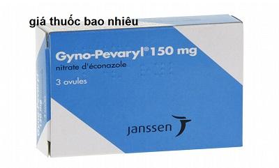 Thuốc gyno pevaryl 150 là thuốc gì? có tác dụng gì? giá bao nhiêu tiền?