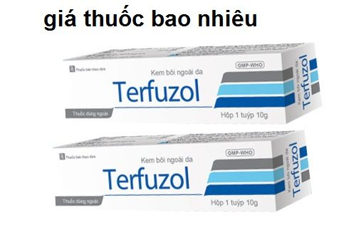 Thuốc terfuzol 10g là thuốc gì? có tác dụng gì? giá bao nhiêu tiền?