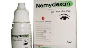 Thuốc nemydexan 8ml là thuốc gì? có tác dụng gì? giá bao nhiêu tiền?