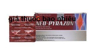 Thuốc neo pyrazon 50 là thuốc gì? có tác dụng gì? giá bao nhiêu tiền?