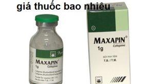 Thuốc maxapin 1g là thuốc gì? có tác dụng gì? giá bao nhiêu tiền?