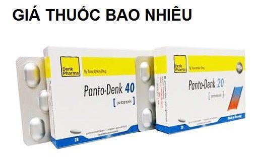 Thuốc Panto-denk 20 là thuốc gì? có tác dụng gì? giá bao nhiêu tiền?