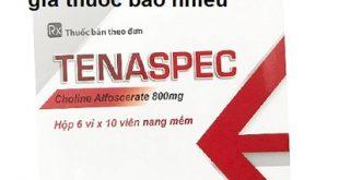 Thuốc tenaspec 800 là thuốc gì? có tác dụng gì? giá bao nhiêu tiền?