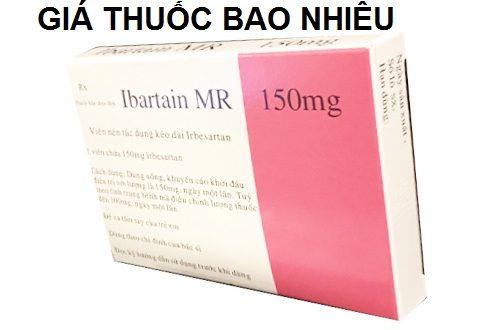 Thuốc ibartain mr 150 là thuốc gì? có tác dụng gì? giá bao nhiêu tiền?