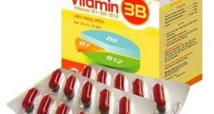Thuốc vitamin 3b Phúc Vinh là thuốc gì? có tác dụng gì? giá bao nhiêu tiền?