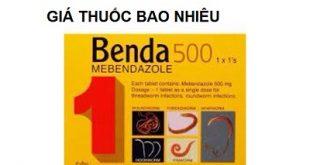 Thuốc benda 500 là thuốc gì? có tác dụng gì? giá bao nhiêu tiền?