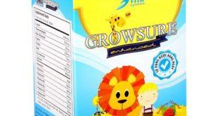 Thuốc Growsure enhanced là thuốc gì? có tác dụng gì? giá bao nhiêu tiền?