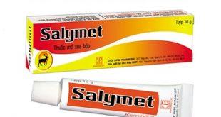 Thuốc salymet 10g là thuốc gì? có tác dụng gì? giá bao nhiêu tiền?