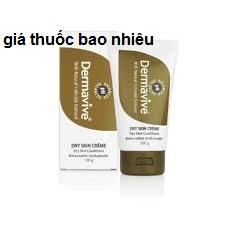 Thuốc Dermavive dry skin creme là thuốc gì? có tác dụng gì? giá bao nhiêu tiền?