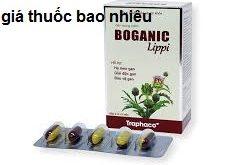 Thuốc boganic lippi là thuốc gì? có tác dụng gì? giá bao nhiêu tiền?