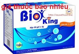 Thuốc bio king 3g là thuốc gì? có tác dụng gì? giá bao nhiêu tiền?