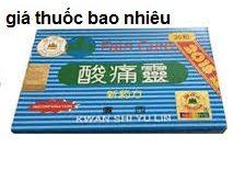 Thuốc kwan shi yulin là thuốc gì? có tác dụng gì? giá bao nhiêu tiền?