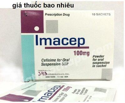 Thuốc imacep 200 là thuốc gì? có tác dụng gì? giá bao nhiêu tiền?