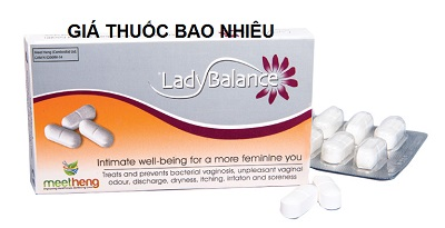Thuốc lady balance là thuốc gì? có tác dụng gì? giá bao nhiêu tiền?