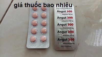 Thuốc angut 300 là thuốc gì? có tác dụng gì? giá bao nhiêu tiền?