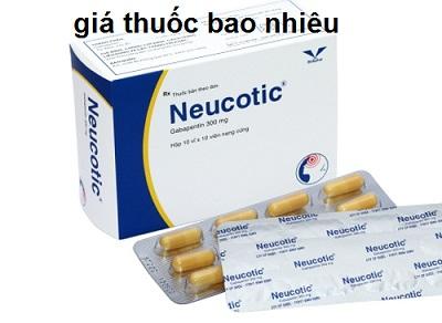Thuốc neucotic 300 là thuốc gì? có tác dụng gì? giá bao nhiêu tiền?