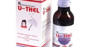 Thuốc U-Thel 60ml là thuốc gì? có tác dụng gì? giá bao nhiêu tiền?