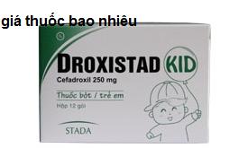 Thuốc droxistad 500 là thuốc gì? có tác dụng gì? giá bao nhiêu tiền?