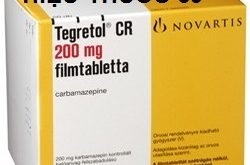 Thuốc tegretol CR 200 là thuốc gì? có tác dụng gì? giá bao nhiêu tiền?