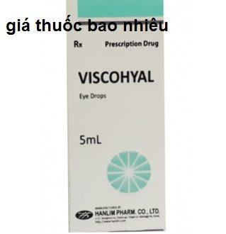 Thuốc viscohyal 5ml là thuốc gì? có tác dụng gì? giá bao nhiêu tiền?