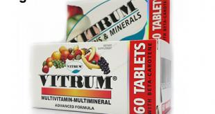 Thuốc Vitrum Multivitamin là thuốc gì? có tác dụng gì? giá bao nhiêu tiền?