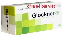 Thuốc Glockner-10 là thuốc gì? có tác dụng gì? giá bao nhiêu tiền?