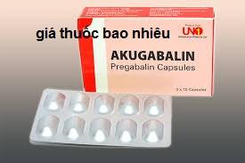 Thuốc Akugabalin 75 là thuốc gì? có tác dụng gì? giá bao nhiêu tiền?