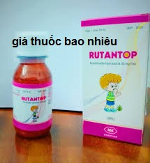 Thuốc Rutantop 70ml là thuốc gì? có tác dụng gì? giá bao nhiêu tiền?