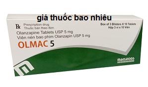 Thuốc Olmac 5 là thuốc gì? có tác dụng gì? giá bao nhiêu tiền?